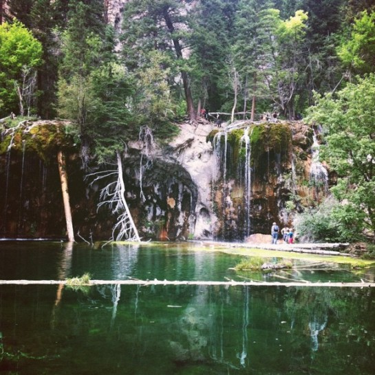 colorado hanging lake